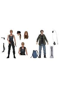 "Sarah Connor and John Connor 7"" - Terminator 2 - Neca"