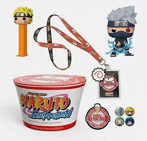 Funko Pop Box Naruto Shippuden Ramen(kakashi) Excl. Gamestop #822