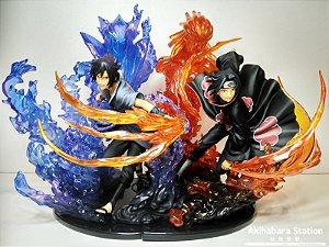Itachi Uchiha + Sasuke Relation Figuarts Zero - Naruto