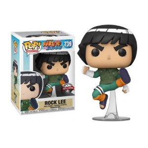 Funko Pop! Naruto Shippuden - Rock Lee #739 Special Edition