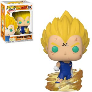 Funko Pop! Majin Vegeta Dragon Ball - #862