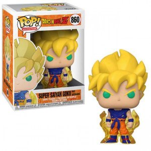 Funko pop! Dragon Ball Z - Super Saiyan Goku #860