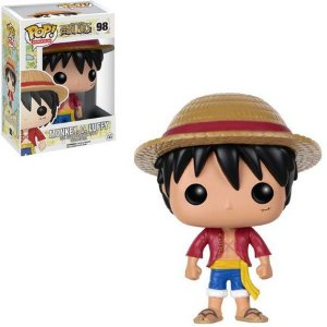 Funko Pop! - Monkey. D. Luffy - One Piece #98