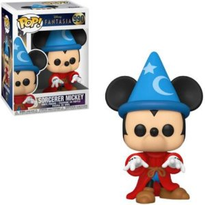 Funko Pop! Disney Fantasia 80th Sorcerer Mickey #990