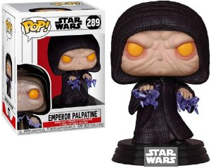 Funko POP! Imperador Palpatine - Star Wars #289
