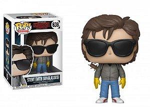 Funko Pop! Steve (with Sunglasses) - Stranger Things #638
