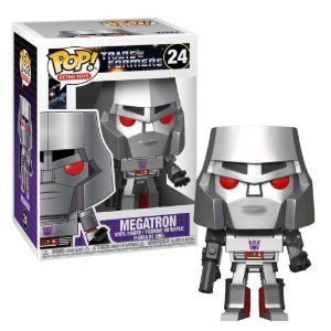Funko pop! Transformers - Megatron #25