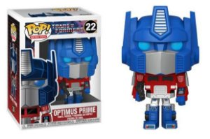 Funko pop! Transformers - Optimus Prime #22