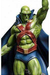 Caçador de Marte Martian Manhunter: Liga da Justiça Escala 1/10 DC Comics By Ivan Reis - Iron Studios