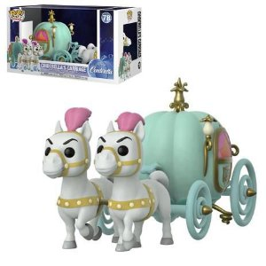 Funko Pop! Disney Cinderella - Carruagem da Cinderella #78