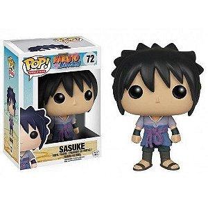 Funko Pop! Naruto Shippuden - Sasuke Uchiha #72 -