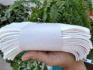 Kit 18 Lenços de Limpeza