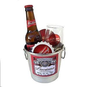 Kit cervejeiro com 1 cerveja