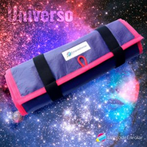 Estojo De Enrolar Universo (m)