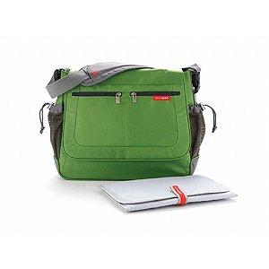 Bolsa Messenger Verde - Skip Hop