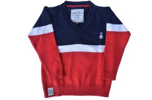Sweater Retilinea Hugh