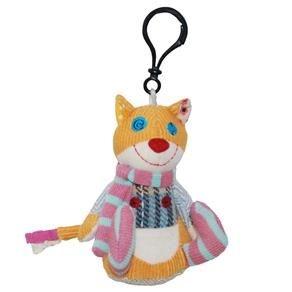 Chaveiro Mini Deglingos Ronronos O Gato