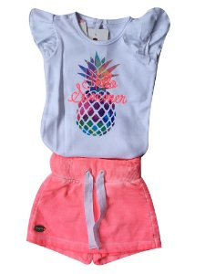 Conjunto Pineapple
