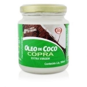 Óleo de Coco Extra Virgem 200ml Copra