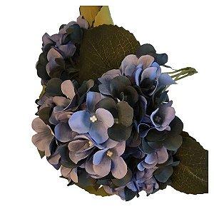 Flor Hortência Permanente
