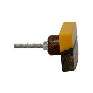 Puxador Acrílico/Madeira VV1075FHD 45680