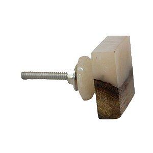 Puxador Acrílico/Madeira VV1645GH 45699