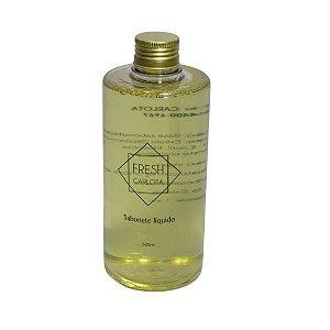 Sabonete Liquido Floral - 500 ml