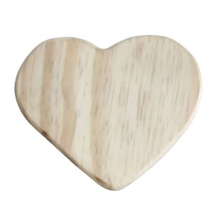 Tábua mini coração