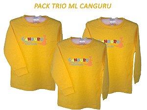 PACK TRIO ML CANGURU