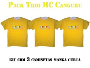 PACK TRIO MC CANGURU