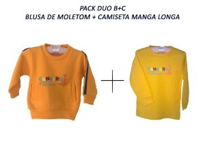 PACK DUO B+C CANGURU