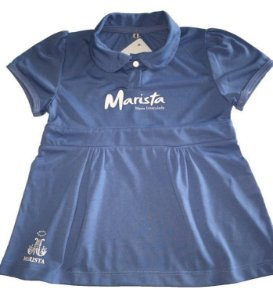 CAMISETA MC MARISTA INFANTIL GIRL