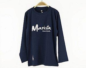 CAMISETA MARISTA MANGA LONGA