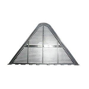 Grade e Placa de ventilação para telha Canaletão Canatele 44