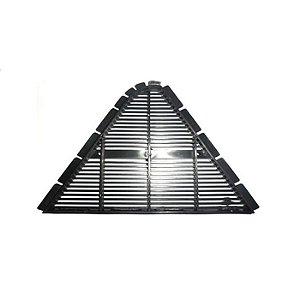 Grade e Placa de ventilação para telha Canaletão Canatele 49