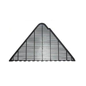 Grade e Placa de ventilação para telha Canaletão Canatele 90
