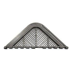 Grade e Placa de ventilação para telha Canaletão Maxiplac e Etermax