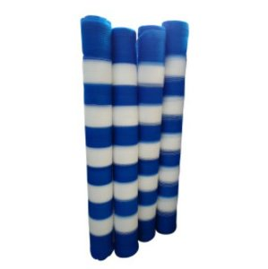 Tela Guarda-Corpo (Tapume) Azul e Branca