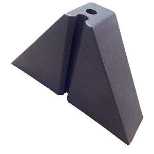Calço para telha trapézio T 100 2 furos