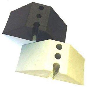 Calço para telha trapézio T 40 3 furos