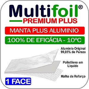 Multifoil PREMIUM PLUS - Manta termica de subcobertura 1 face (Kit 35m²) - Fita Grátis