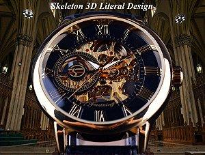 Relógio 3D FORSINING
