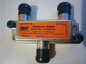 Diplexer Swm 950-2200 Mhz Sap 603759 Sky