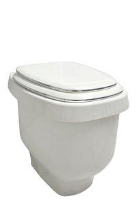 Vaso Sanitário Acquamatic - Mod. Zeuz -  Sistema Descarga de Parede Frete Grátis
