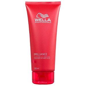 Brilliance - Condicionador - 200ml - Wella Professionals