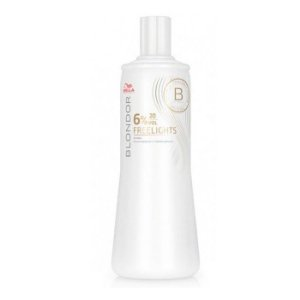 Wella Professionals Blondor Freelights Oxidante 6% 20 volumes - 1000ml