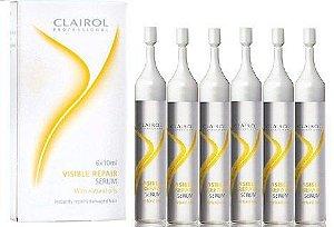 Visible Repair Serum de Reparação - 6x10ml - Clairol Professional