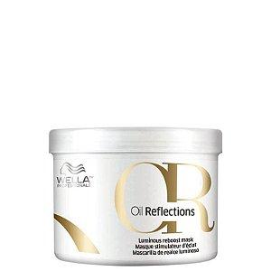 Oil Reflections Luminous Reboost Máscara Capilar 500ml - Wella Professionals