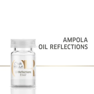Oil Reflections Luminous Magnifying Elixir Sérum Ampola 10x6ml - Wella Professionals