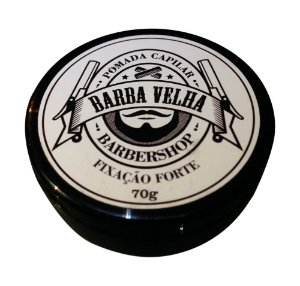 Pomada Extra Forte Para Barba - 70g - Barba Velha